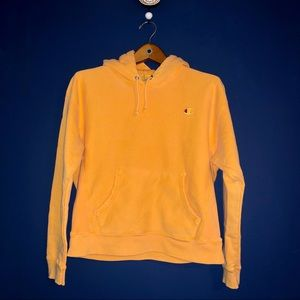 NWOT Bright Orange Champion Hoodie
